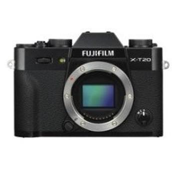 F X-T20-B 富士フイルム レンズ交換式プレミアムカメラ X-T20 ブラック:富士フイルム
