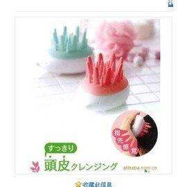 刺蝟沐浴洗頭刷
