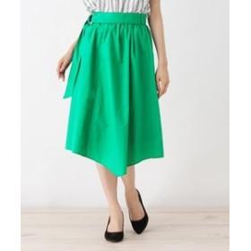 【SHOO・LA・RUE:スカート】◆ハンカーチーフヘムスカート