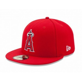 ニューエラ NEW ERA 59FIFTY MLB オンフィールド ロサンゼルス・エンゼルス ゲーム キャップ 帽子 日本正規品