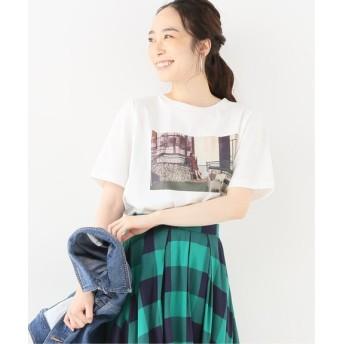 Spick and Span 【+81BRANCA】フォトTシャツ (S/S) ホワイト フリー
