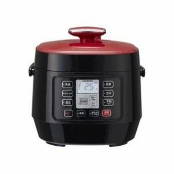 マイコン電気圧力鍋 コイズミ KSC3501-R (送料無料)【納期:メーカー確認】