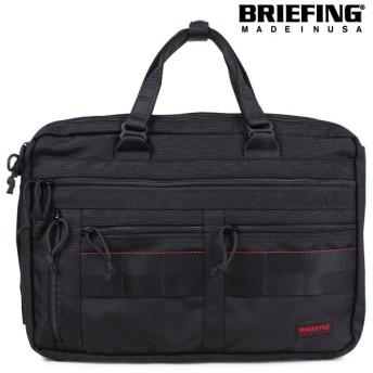 BRIEFING ブリーフィング バッグ 3way ブリーフケース ビジネスバッグ メンズ A4 3 WAY LINER ブラック 黒 BRM181401010