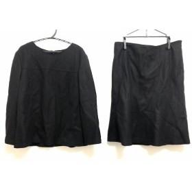 ジユウク 自由区/jiyuku スカートセットアップ サイズ40 M レディース 黒【中古】20190727