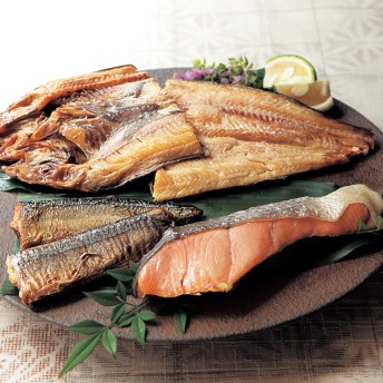 【夕ごはん・お弁当ストック】 北海道産焼き魚3種 15パック