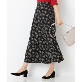 any SiS(エニィスィス)/【洗える】デシンフラワープリント スカート