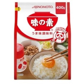 味の素 味の素 袋 400g まとめ買い(×10) 4901001284825(tc)