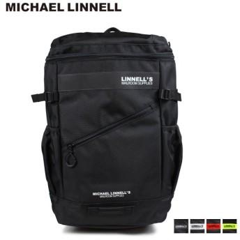 MICHAEL LINNELL マイケルリンネル リュック バッグ 32L メンズ レディース バックパック BOX BACKPACK ML-020