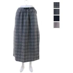 Gramicci(グラミチ) レディース ウールブレンド ロング フレアスカート WOOL BLEND LONG FLARE SKIRT GLSK-18F034