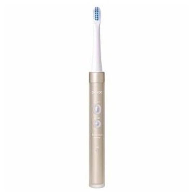 音波式電動歯ブラシ オムロン HT-B319-GD ゴールド【納期:メーカー確認】