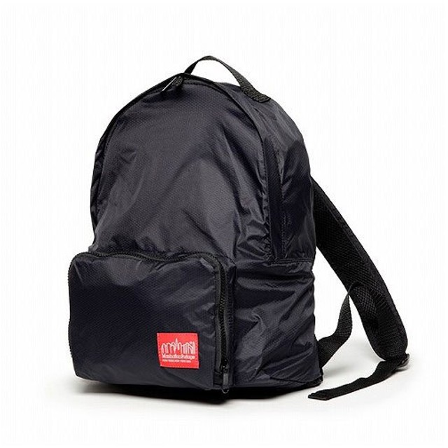 Manhattan Portage マンハッタン ポーテージ Packable Collection Big Apple Backpack JR