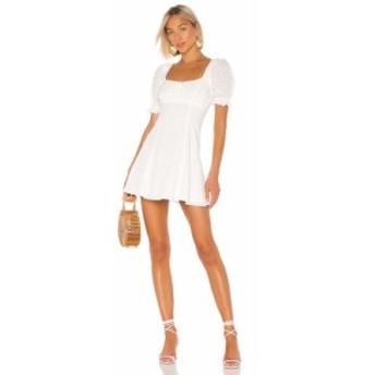 エルピーエー LPA レディース ワンピース ワンピース・ドレス Simona Dress White