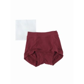 EMILY WEEK 【sisiFILLE(シシフィーユ)】 sanitary shorts ボルドー 38