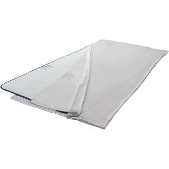 2段ベッド用 (調湿くん(R)MAX「除湿マット」 アレルGカバー付き)ブルーグリーン