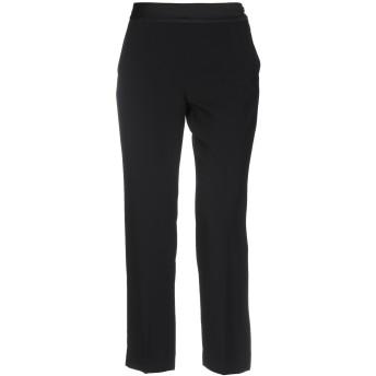 《セール開催中》MARELLA レディース パンツ ブラック 38 ポリエステル 100%