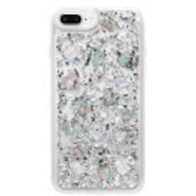 ケースティファイ Casetify レディース iPhone (8 Plus)ケース 24 K Magic iPhone 7/8 Plus Case Silver