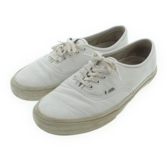 VANS / バンズ メンズ シューズ 色:白系 サイズ:26.5cm