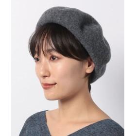 ヴァンスエクスチェンジ ウールベレー帽 レディース グレー M 【VENCE EXCHANGE】
