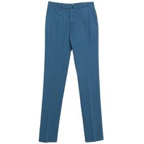 《期間限定セール開催中!》INCOTEX メンズ パンツ ブルーグレー 44 100% コットン