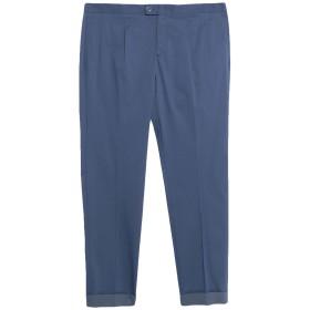 《セール開催中》BIKKEMBERGS メンズ パンツ ブルーグレー 44 コットン 66% / ポリエステル 30% / ポリウレタン 4%