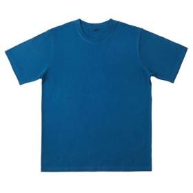 【レディース】 カラーTシャツ(和色美彩) ■カラー:濃藍色 ■サイズ:S