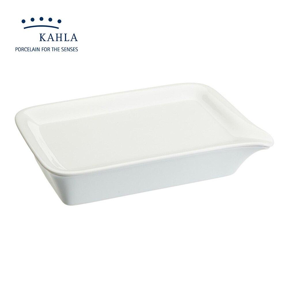 德國KAHLA Magic Grip系列矽膠底座設計(多功能實用烤盤)37*26cm大烤盤組(附原裝彩盒)