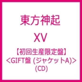 東方神起/Xv (Gift 盤)(ジャケットa)(Ltd)