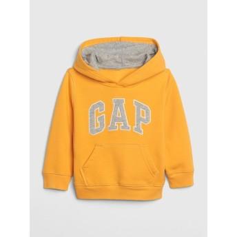 Gap ロゴフリース パーカー