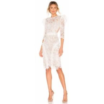 ブロンクス アンド バンコ Bronx and Banco レディース ワンピース ワンピース・ドレス Medeleine Dress White