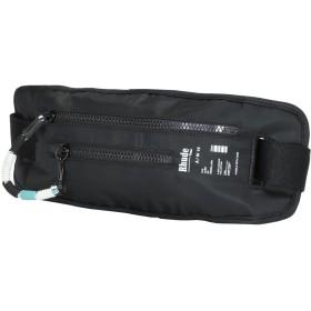《セール開催中》PUMA x RHUDE Unisex バックパック&ヒップバッグ ブラック ナイロン 100% x Rhude Waist Bag