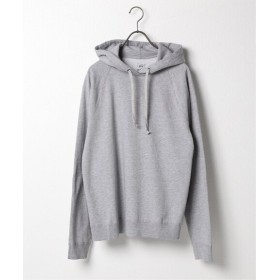 SAVE KHAKI UNITED SAVE KHAKI UNITED HEAHTHER FLEECE HOODED PULLOVER グレーA S