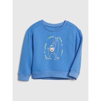 Gap グラフィックプルオーバー スウェットシャツ (幼児)