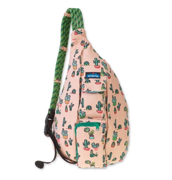 【【蘋果戶外】】KAVU 923-849 棘刺仙人掌 Rope Bag 美國潮牌 休閒時尚單肩包 斜背包 斜肩包 皮夾 長夾 潮包 零錢包