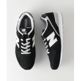 (coen/コーエン)NEW BALANCE(ニューバランス)WL996/レディース BLACK