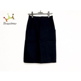 ヴィヴィアンウエストウッドレッドレーベル スカート サイズ2 M レディース 美品 ネイビー 新着 20190818