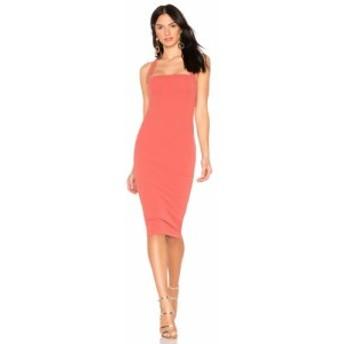 ノーキー Nookie レディース ワンピース ワンピース・ドレス X REVOLVE Boulevard Midi Dress Tuscan Rose