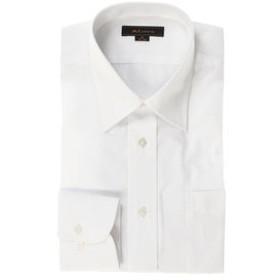 【m.f.editorial:トップス】形態安定レギュラーフィット レギュラーカラー長袖ビジネスドレスシャツ/ワイシャツ