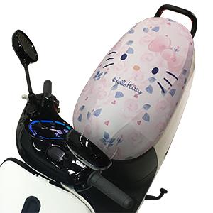 Cover-U Hello Kitty 11【授權】防燙撥水效果機車座墊套