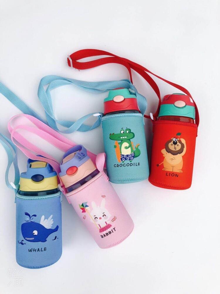 動物系列兒童水瓶