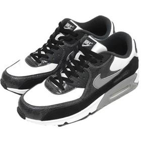 NIKE 2019SS AIRMAX 90 QS  エアマックス  スニーカー 靴 黒蛇 ブラック×ホワイト×グレー サイズ:29cm (四条中之町店