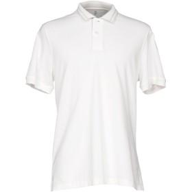 《期間限定 セール開催中》BRUNELLO CUCINELLI メンズ ポロシャツ アイボリー S コットン 100%