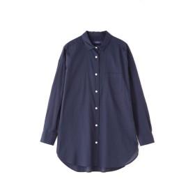HUMAN WOMAN テンセルスイスコットンローンシャツ