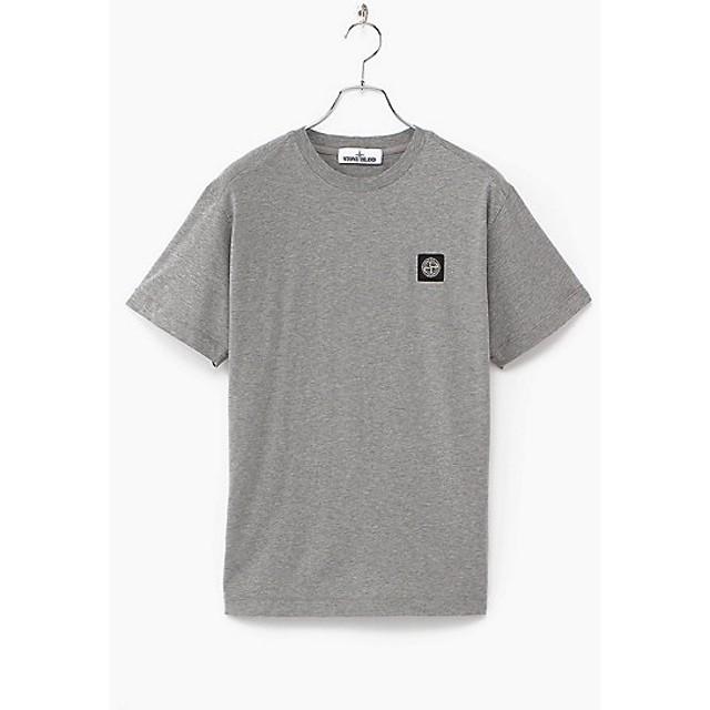 <ストーンアイランド/STONE ISLAND> Tシャツ グレー 【三越・伊勢丹/公式】