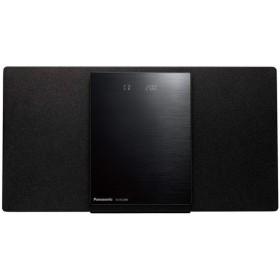 PANASONIC SC-HC2000-K ブラック [コンパクトステレオシステム (Googleアシスタント・Bluetooth対応)] コンポ