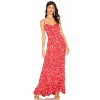 フリーピープル Free People レディース ワンピース ワンピース・ドレス Under The Moonlight Maxi Dress Pink