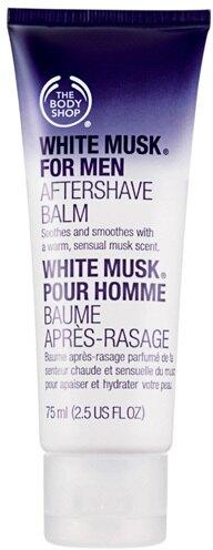 *Realhome* The Body Shop 男士麝香鬍後潤膚霜 75ml