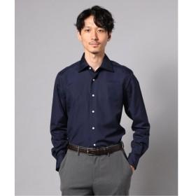 [マルイ] メンズシャツ(セミワイド ポプリン シャツ)/エディフィス(EDIFICE)