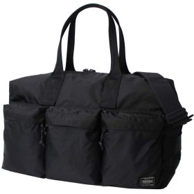 [ポーター] PORTER フォース FORCE ボストンバッグ 2WAY DUFFLE BAG S 855-05455 ブラック/10