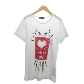 DIESEL プリントTシャツ ホワイト サイズ:S (堅田店) 190819