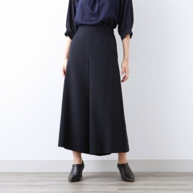【アマカ(AMACA)】 【Sサイズ〜】ライトソアロンシャンブレー パンツ 【Sサイズ〜】ライトソアロンシャンブレー パンツ ブラックネイビー